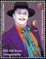 AWZ-Bundes-Schulden-Clown