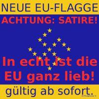 DH-EU-Hakenkreuz-Flagge_Warnhinweis_Satire