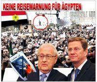 FW-egypt-bruederle-westerwelle-1