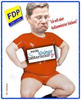 FW-fdp-westerwelle-aussenminister