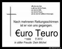 OD-Euro-Todesanzeige