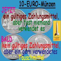 SilberRakete_10Euro-Silber-Zahlung-Tauschmittel