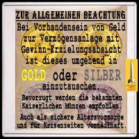 SilberRakete_Bekanntmachung-Kaiser-Gold-Silber2