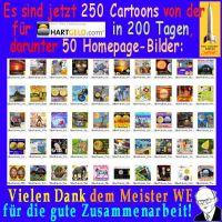SilberRakete_Dank-200Tage-250Cartoons-50Titel