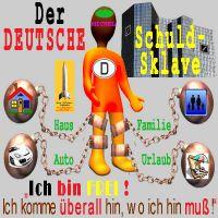 SilberRakete_Deutscher-Schuld-Sklave-Michel
