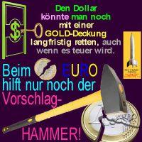 SilberRakete_Dollar-Euro-Vorschlaghammer