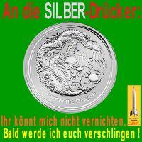 SilberRakete_Drache-Silber-Druecker