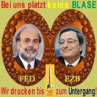 SilberRakete_FED-EZB-Blase-Druck-Untergang