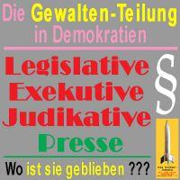 SilberRakete_Gewalten-Teilung-Demokratie