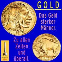 SilberRakete_Gold-Geld-stark-Mann-Zeit