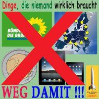 SilberRakete_Gruene-EU-Euro-niemand