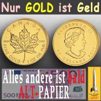 SilberRakete_Nur-Gold-Geld-Altpapier