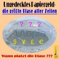 SilberRakete_Papiergeld-Blase
