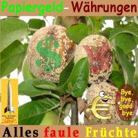 SilberRakete_Papiergeld-faule-Fruechte-Euro