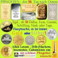 SilberRakete_Pfingsten-50Tage-Gold-Silber