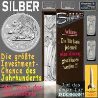 SilberRakete_Silber-Investment-Chance-Jahrhundert2