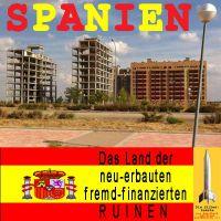 SilberRakete_Spanien-neuerbaute-Ruinen