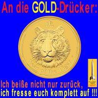 SilberRakete_Tiger-Gold-Druecker