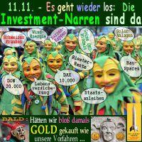 SilberRakete_11te11te-Investment-Narren-DAX-DOW-Papieranlagen-Oekoenergie-Vorfahren-GOLD