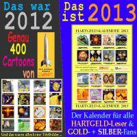 SilberRakete_400Cartoons2012-Kalender2013