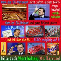 SilberRakete_Barrose-Bruessel-Parlament-Haushalt-Pleite-Aufloesung-EU-Euro