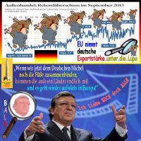 SilberRakete_Barrose-EU-Lupe-Deutscher-Export-Deutscher-Michel-Kuh-Europa-aufwaerts3