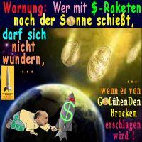 SilberRakete_Bernanke-Dollar-Rakete-Sonne-Gold3