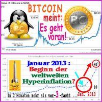 SilberRakete_BitCoin-Kurse-Jan2013-Beginn-Hyperinflation