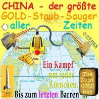 SilberRakete_CHINA-GOLD-Staub-Sauger-LBMA-COMEX-lastGoldbar