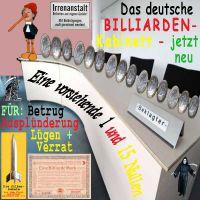 SilberRakete_DE-neue-Regierung-Merkel-Billiarden-Kabinett-Pinoccio-Irrenanstalt-Tod2