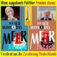 SilberRakete_Der-alte-Mann-und-das-Meer-HelmutSchmidt-JoschkaFischer-Europa-Putsch
