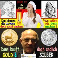 SilberRakete_Deutscher-Michel-Inflation-Hartgeld-GOLD-SILBER-kaufen
