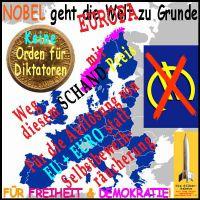 SilberRakete_EU-Frieden-Nobel-Preis-Diktatoren