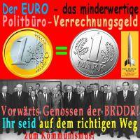 SilberRakete_EURO-DDRMark-Politbuero-Verrechnungsgeld