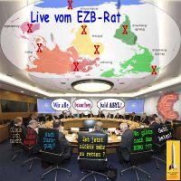 SilberRakete_EZB-Rat-EURO-bald-Asyl-Weltkarte-Angst-Paraguay-beten