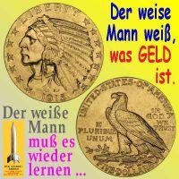 SilberRakete_Eagle-1915-Weiser-Mann-Geld-GOLD