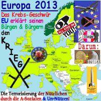 SilberRakete_Europa-2013-Krebs-EU-Parasit-Wirt