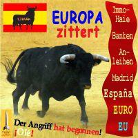 SilberRakete_Europa-zittert-Spanischer-Stier-Angriff