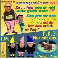 SilberRakete_FDP-Papa-Bruederle-Sohn-Roesler-Zwerge-Westerwelle-Pony2