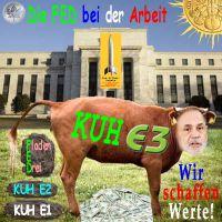 SilberRakete_FED-QE-Kuh-Fladen-Dollar-Goldsonne