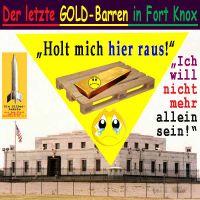 SilberRakete_Fort-Knox-letzter-GOLD-Barren-traurig