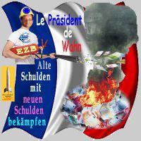 SilberRakete_Frankreich_Hollande-Feuer-Schulden2