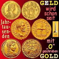 SilberRakete_GELD-mit-O-GOLD-alte-Muenzen