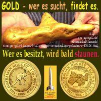 SilberRakete_GOLD-Klumpen-Australian-Nugget-staunen
