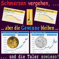 SilberRakete_GOLD-SILBER-Schmerzen-Gewinne-bleiben