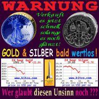 SilberRakete_GOLD-SILBER-bald-wertlos-verkaufen-Glanz