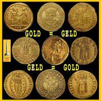 SilberRakete_GOLD-gleich-GELD-alte-Muenzen2