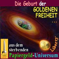 SilberRakete_Geburt-Godene-Freiheit-Liberty