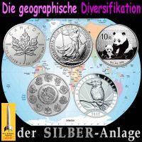 SilberRakete_Geographische-Diversifikation-SILBER-Muenzen-CA-GB-CN-MX-AUS