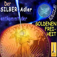 SilberRakete_GoldeneFreiheit-SilbernerAdler-Eagle